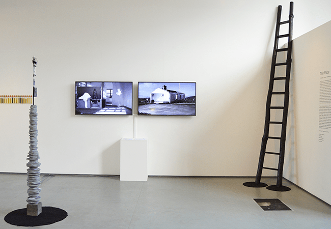 Ciara Healy Musson - curating